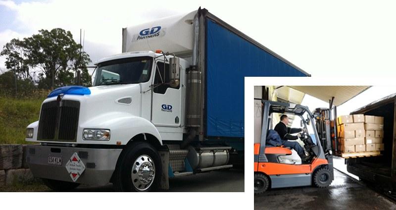 LCL shipment capabilities - G&D Partners